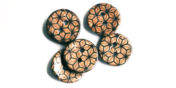 15mm Buttons