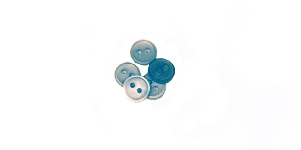 Plastic Button | Tiny | 9mm