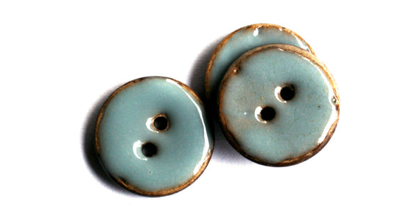 Coconut Button | Enamel Coat | 20mm