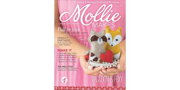 Mollie Makes {back issues}