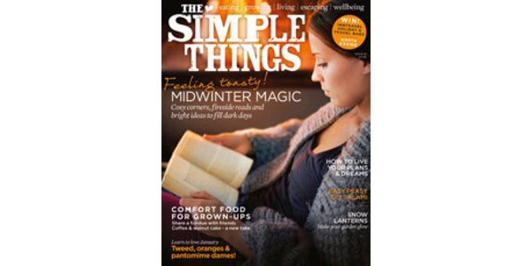 The Simple Things {back issues}