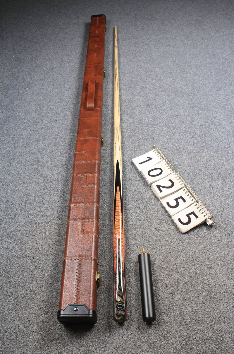 1 Piece Handmade ASH Chinese 8 Ball Pool Cue 10255