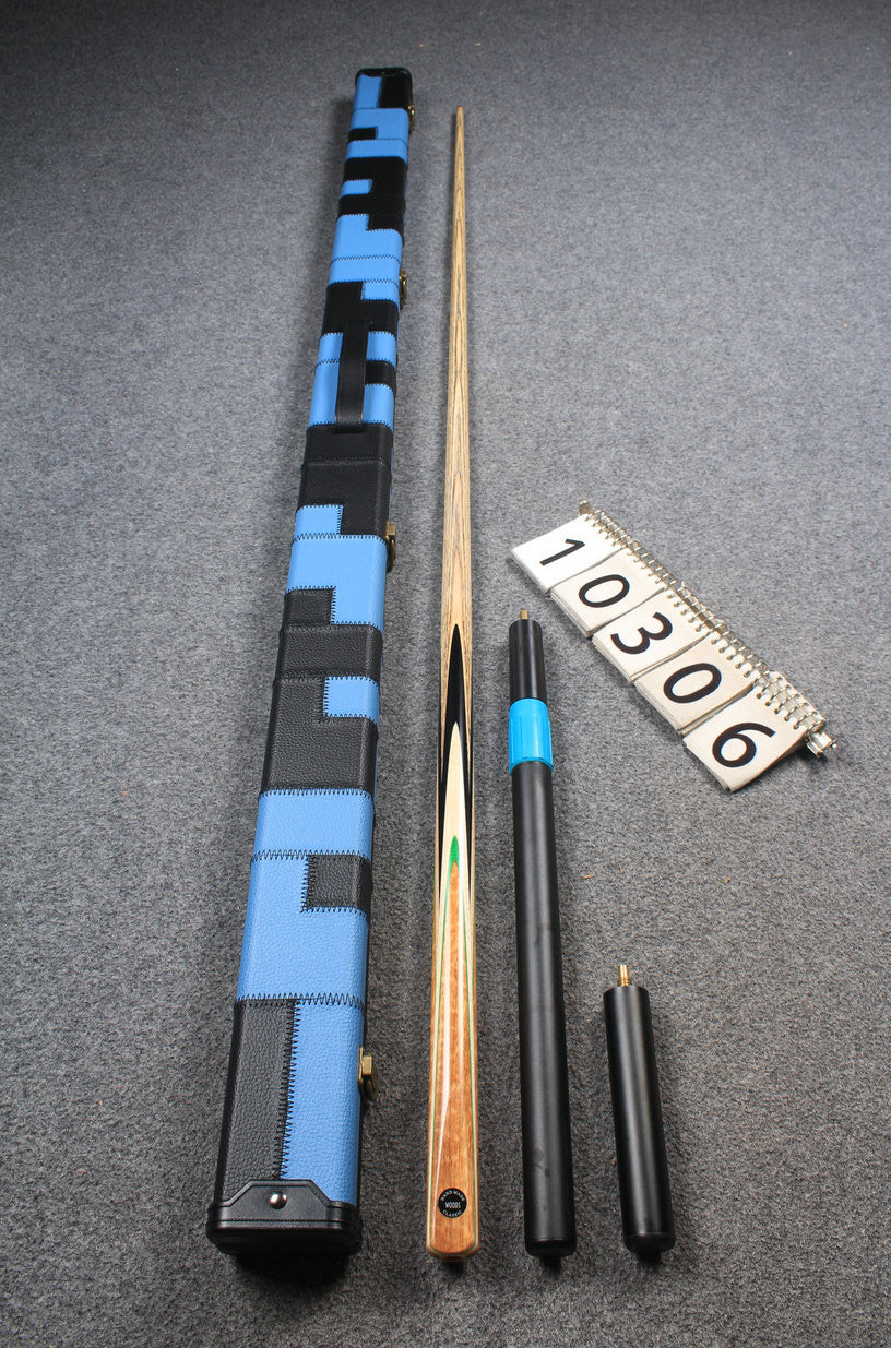 1 Piece Handmade ASH Snooker / Pool Cue 10306