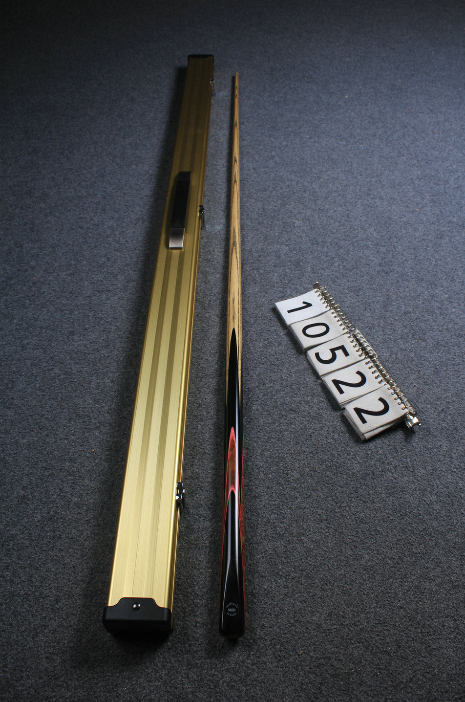1 Piece Handmade ASH 8 Ball  Pool Cue 10522