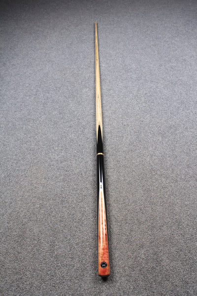 3/4 HANDMADE ASH 8 BALL POOL CUE 9229