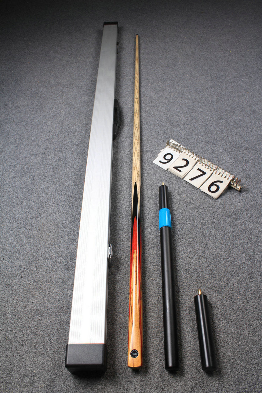 1 Piece Handmade ASH Chinese 8 Ball Pool Cue 9276