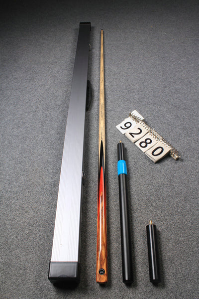 1 Piece Handmade ASH Chinese 8 Ball Pool Cue 9280