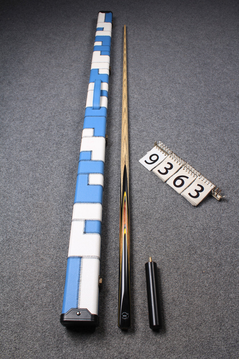 1 Piece Handmade ASH 8 Ball  Pool Cue 9363
