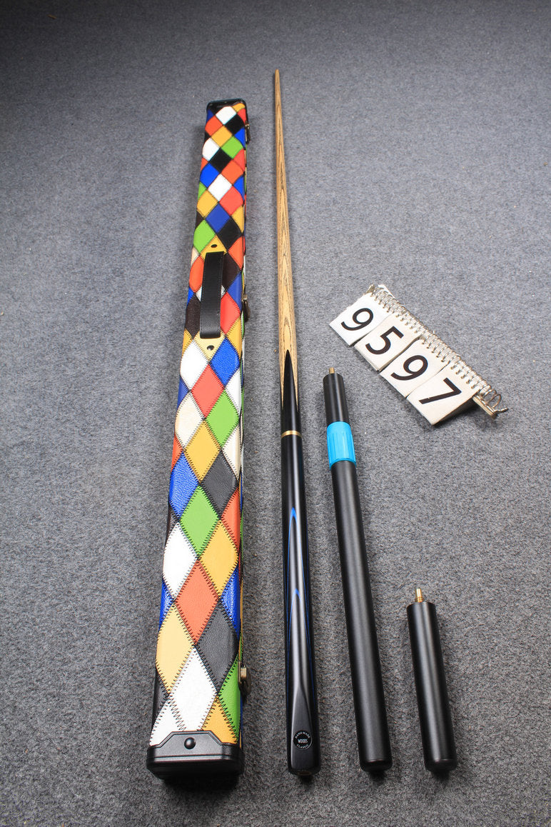 3/4 Handmade ASH Snooker/ Pool Cue 9597