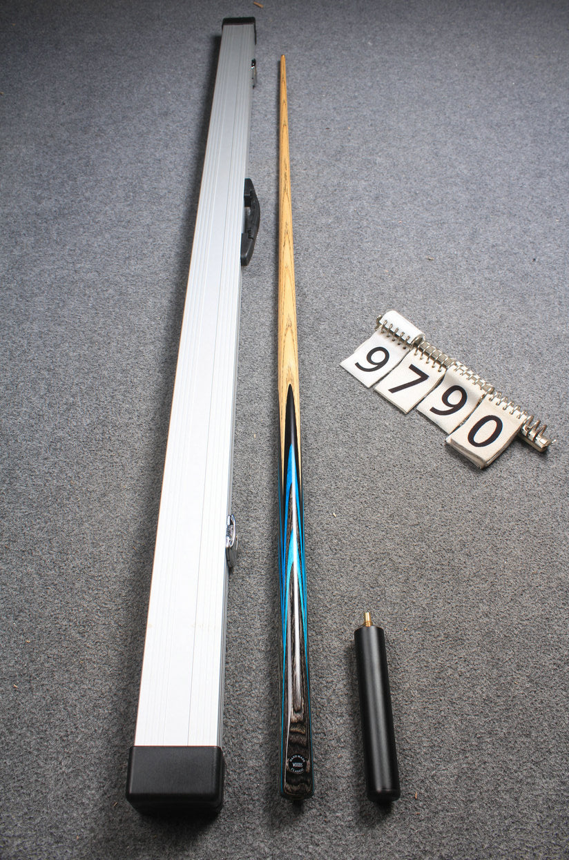 1 Piece Handmade ASH Chinese 8 Ball Pool Cue 9790