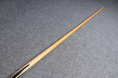1 Piece Handmade ASH Chinese 8 Ball Pool Cue 9966