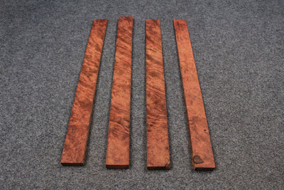 ambonya exotic wood splices snooker cue butt splices