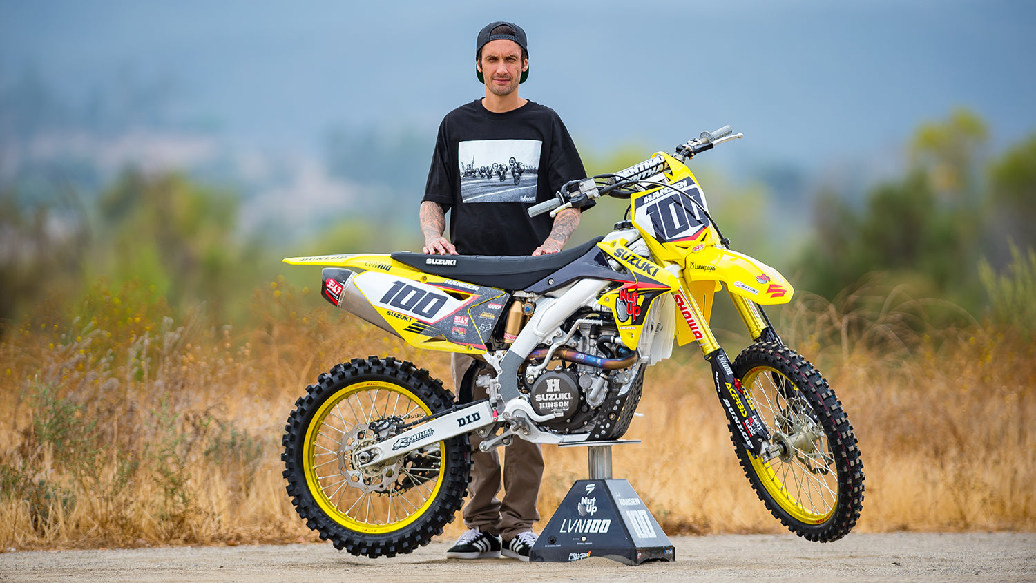 Transworld: Josh Hansen | New Colors