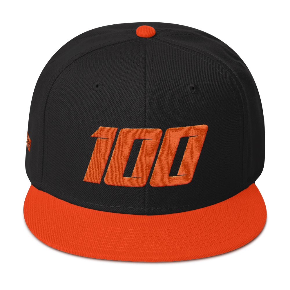Team 100 SF Snapback - Giants