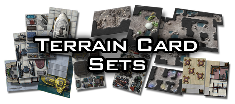 Terrain Card Sets