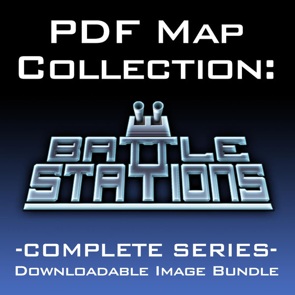 The Complete Battle Stations PDF Collection