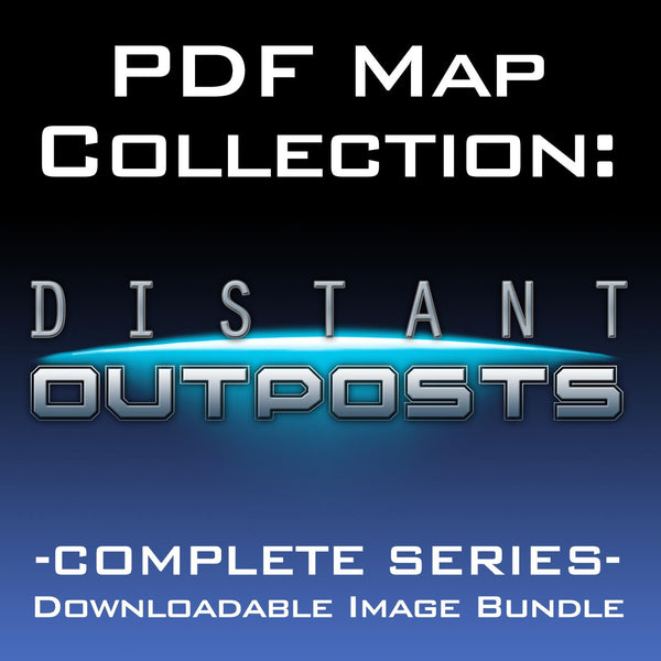 The Complete Distant Outposts PDF Collection