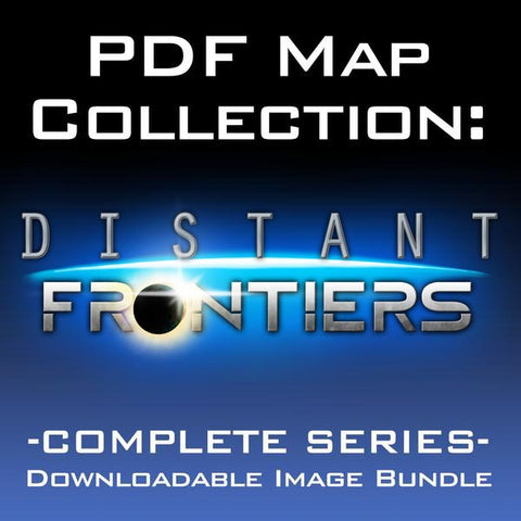 The Complete Distant Frontiers PDF Collection