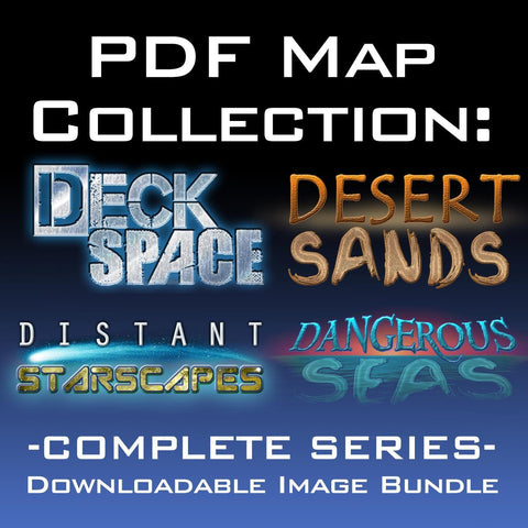 The Complete Deck Space PDF Collection