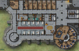 Halls of Legend III: Dormitory Floor and Library Halls