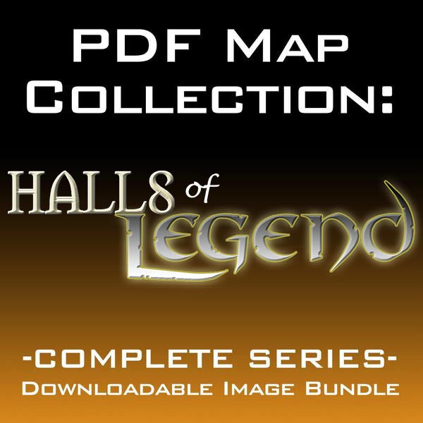 The Complete Halls of Legend PDF Collection