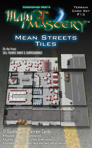 Mean Streets Tiles