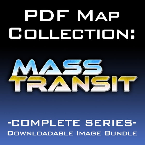 The Complete Mass Transit PDF Collection