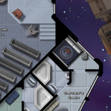 Distant Frontiers II: Residential Quadrant and Alien Jungle