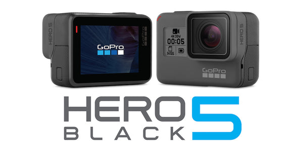 GoPro HERO5 for Skydiving