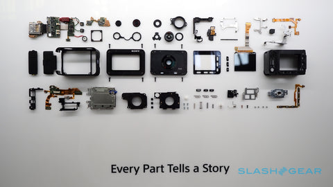 Sony RX0 Teardown Slashgear