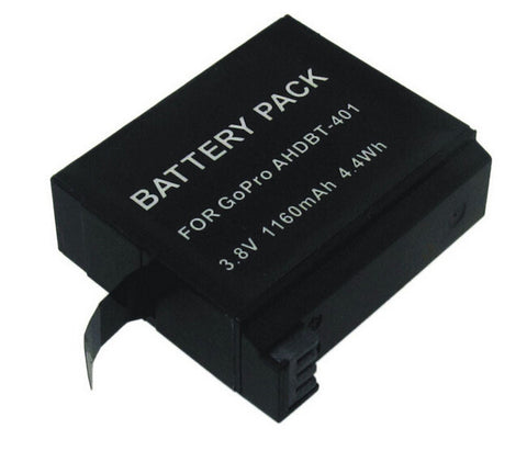 Replacement GoPro HERO4 Compatible Battery
