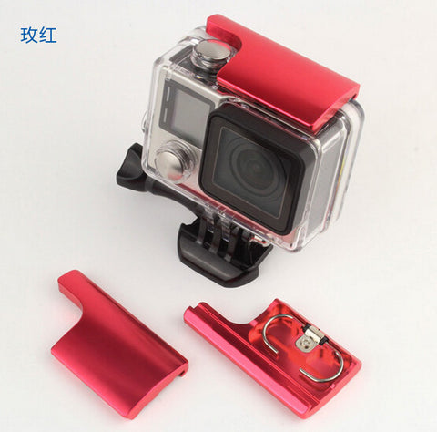 Waterproof Housing Aluminum Replacement Rear Snap Latch Buckle