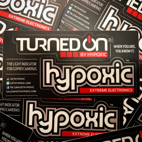Hypoxic Sticker Pack