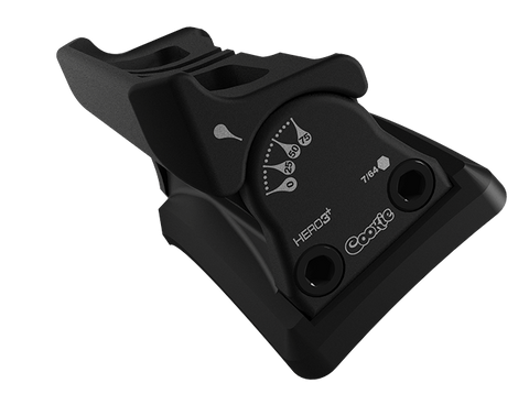 Snag reduced GoPro mounting option