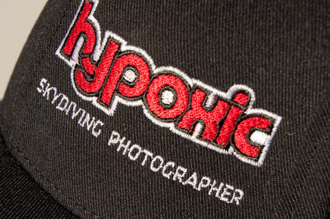 HYPOXIC FlexFit Skydiving Photographer Hat