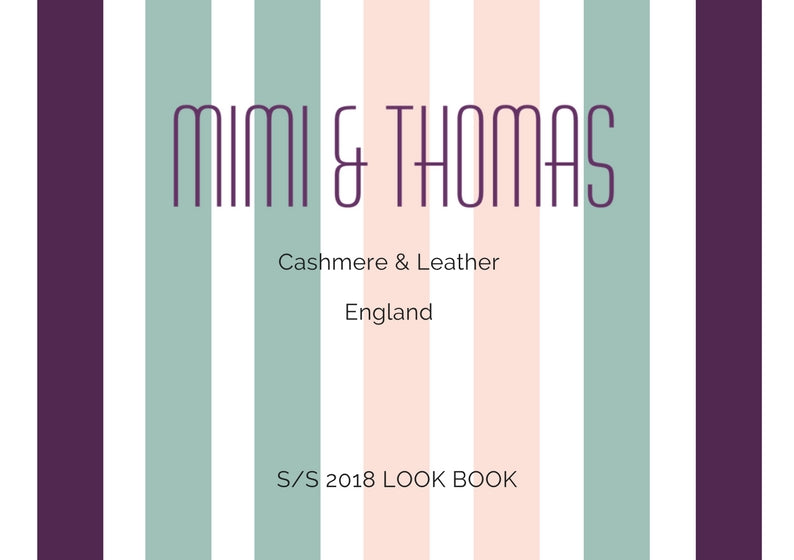Mimi & Thomas S/S 2018 Look Book
