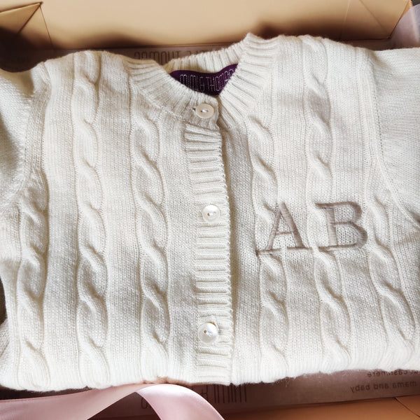 Monogram Service Baby Items