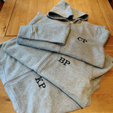 Personalised Unisex Hooded All in One