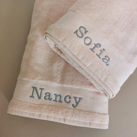 Personalised Premium Cotton Bath Towel