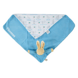 Personalised Peter Rabbit Large Comforter Blanket