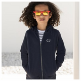 Personalised Children Unisex Heavyweight Zip Up Hoodie
