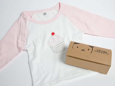 Cupcake Long-sleeve T-Shirt