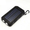 Waterproof 30,000mAh Dual USB Solar Charger