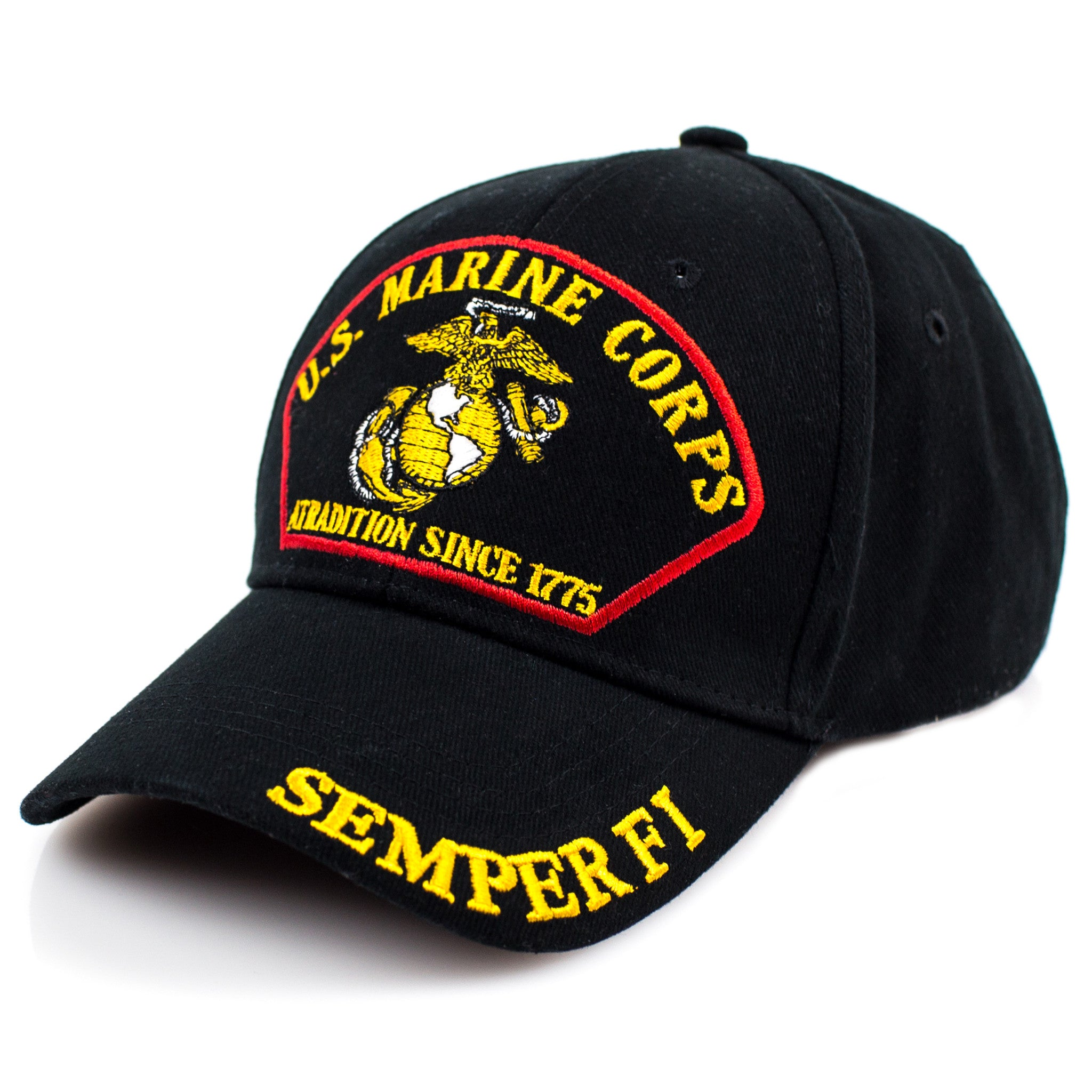 U.S. Marine Corps Tradition Since 1775 Semper Fi Hat