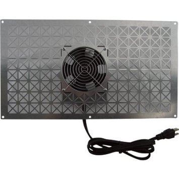 UnderAire™ Fresh Air Supply Fan for Crawl Spaces CS1