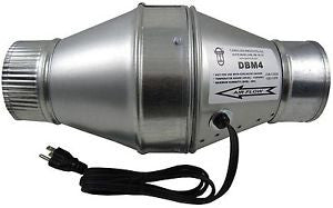 Duct Booster Fan Model DBM4