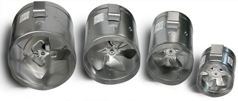 EF Series Duct Fans