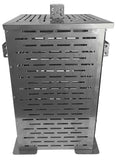 High Grade Large or Extra Large Stainless Steel Burn Barrel Incinerator Cage