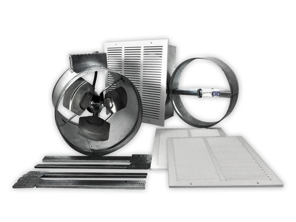 Cool Breeze Garage Fan Tjernlund Products Retail