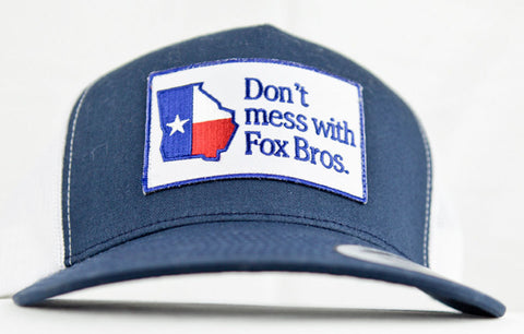 Don't mess with Fox Bros Snapback